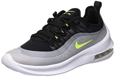 8e9212bfd4727 Nike Herren Air Max Axis Sneakers Mehrfarbig (Black Volt Wolf  Grey Anthracite
