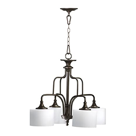 Amazon.com: quórum 6390 – 4 4 Light Down Lighting – Lámpara ...
