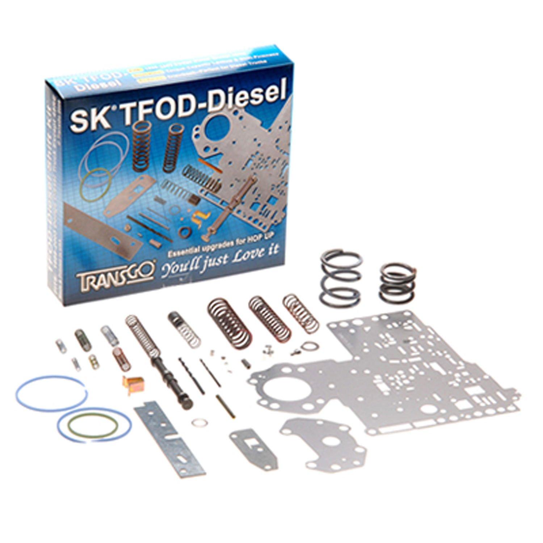 A500 A518 A618 TransGo Shift Kit - Diesel