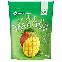 Member's Mark Dried Mango 24 Oz - Dry Fruit - Members Mark - 2 Pack