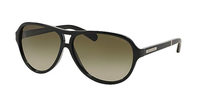 Michael Kors MK6008 Weiß, Gafas de Sol para Mujer, Blanco ...
