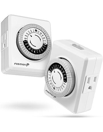 Timer switches | Amazon com