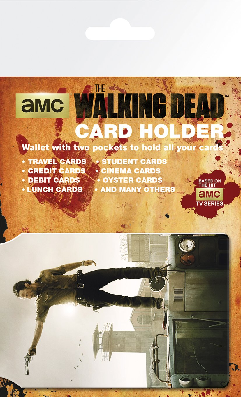 GB eye the Walking Dead Card Holder GB eye Ltd CH0050