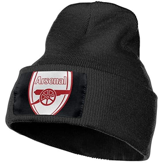 Amazon.com  Arsenal Fc 1930-1936 Unisex Winter Hats Skull Caps Knit ... 02f40b79d7