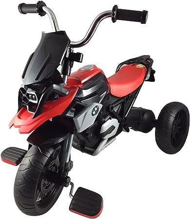Bmw Junior Bike Children S Tricycle Red Black Bmw R 1200 Gs 2017 2019 Amazon De Auto