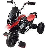 Original BMW Junior Bike Niños Triciclo Rojo/Negro BMW