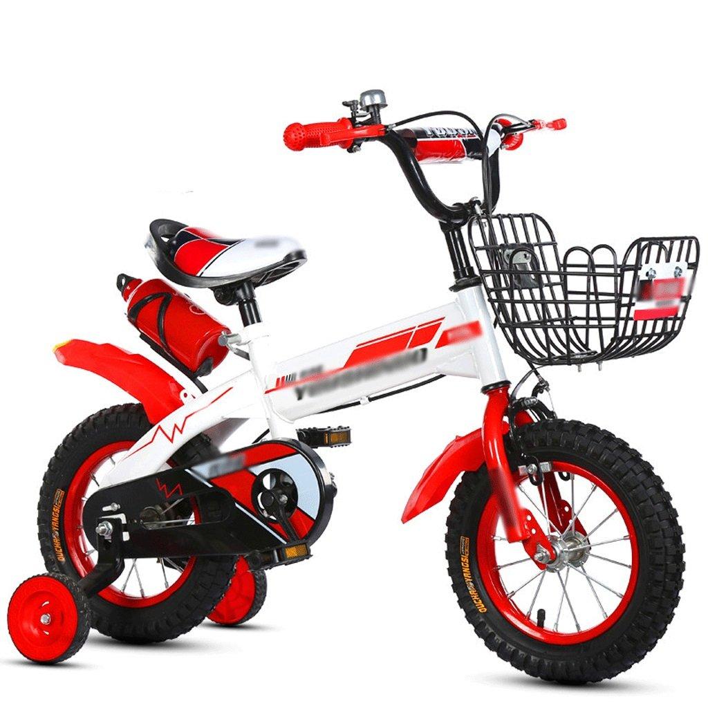 自転車 子供用自転車3-4-5-6-7-8歳男性と女性12/14/16/18インチ (サイズ さいず : 18 inch) B07DPPRWD6 18 inch 18 inch