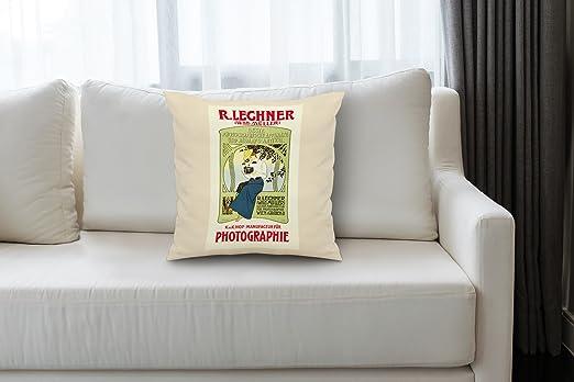 Amazon.com: R Lechner – Photographie clásico Cartel (Artista ...