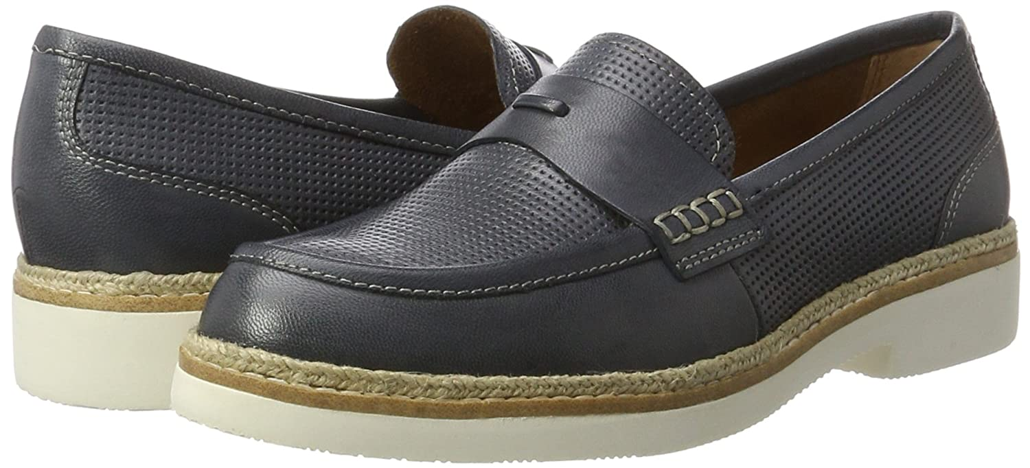 Tamaris Damen 24703 Slipper (Denim Blau (Denim Slipper 802) 5b2bb8