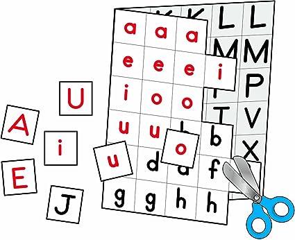 amazon com carson dellosa four blocks individual making words