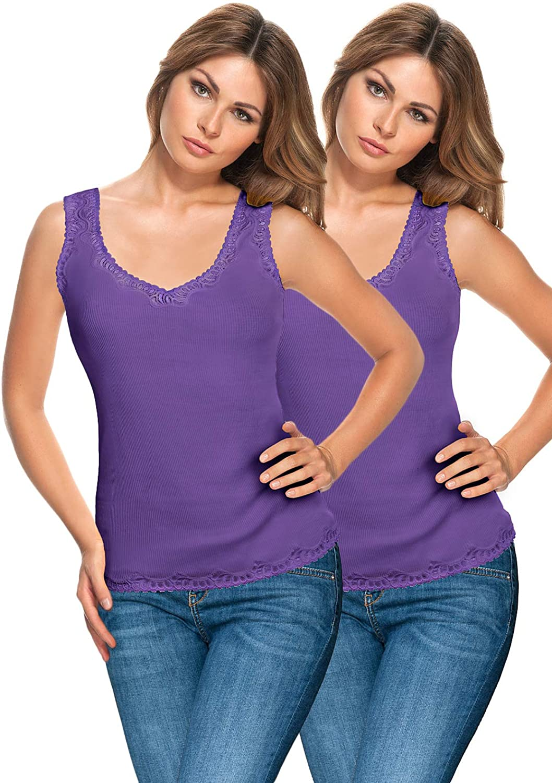 e.Femme Olivia 571 Womens Top Super Combed Cotton