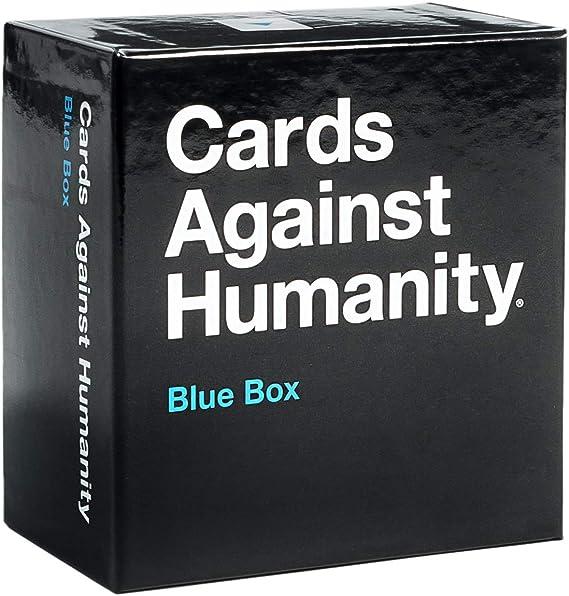 Cards Against Humanity: Blue Box: Amazon.es: Juguetes y juegos