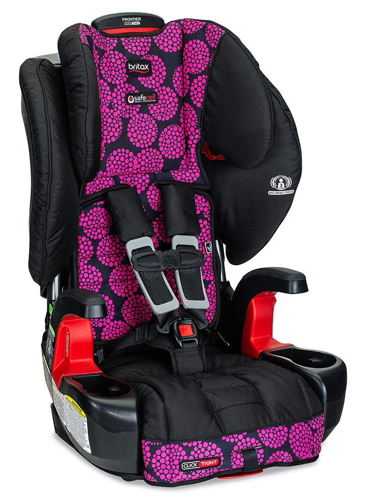 Britax Frontier ClickTight Harness-2-Booster Car Seat, Broadway