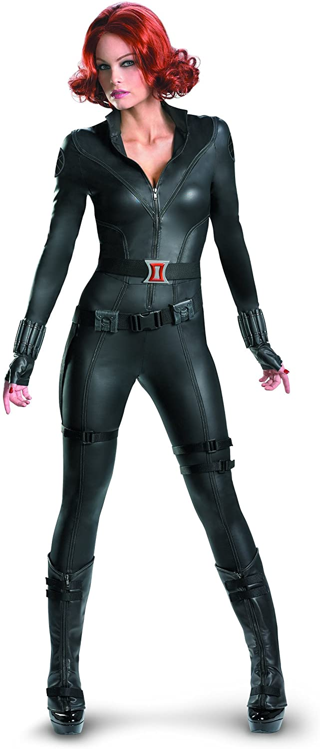 Disguise Women S Marvel Avengers Black Widow Costume