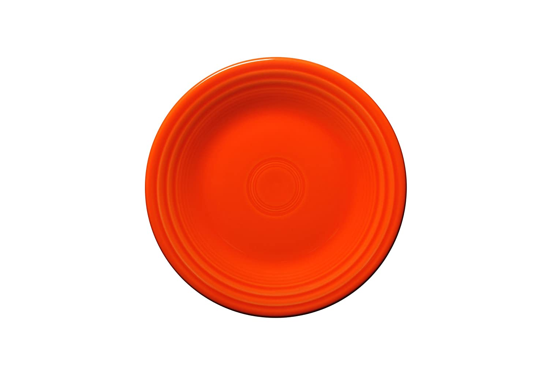 Fiesta Luncheon Plate, 9-Inch, Poppy by Unknown