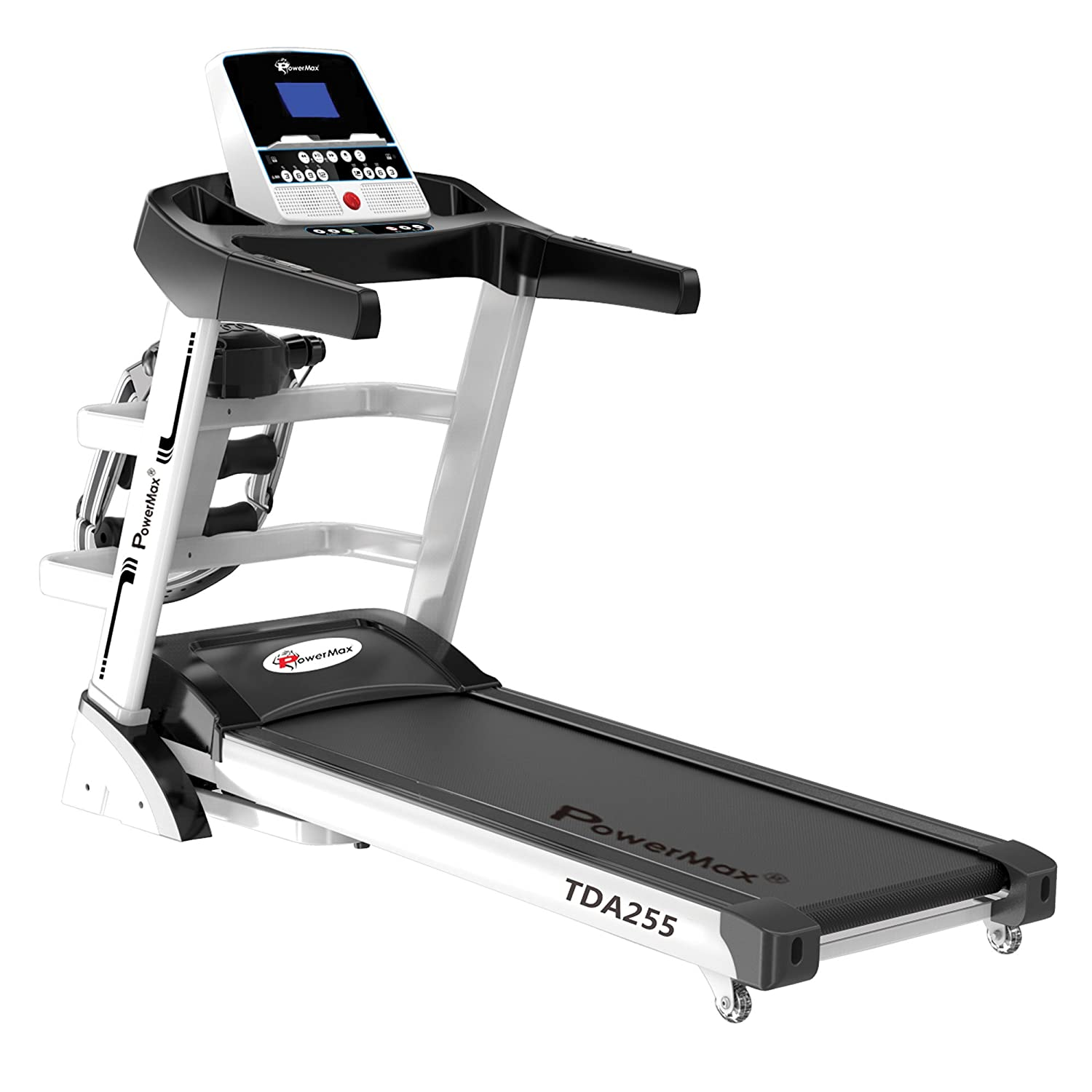 Powermax fitness treadmill reviews and price with model