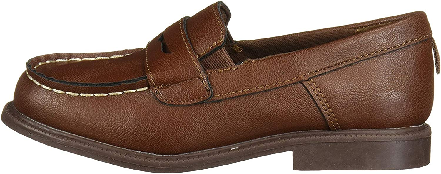 6 M US Toddler Brown Carters Boyss Jay2 Dress Shoe