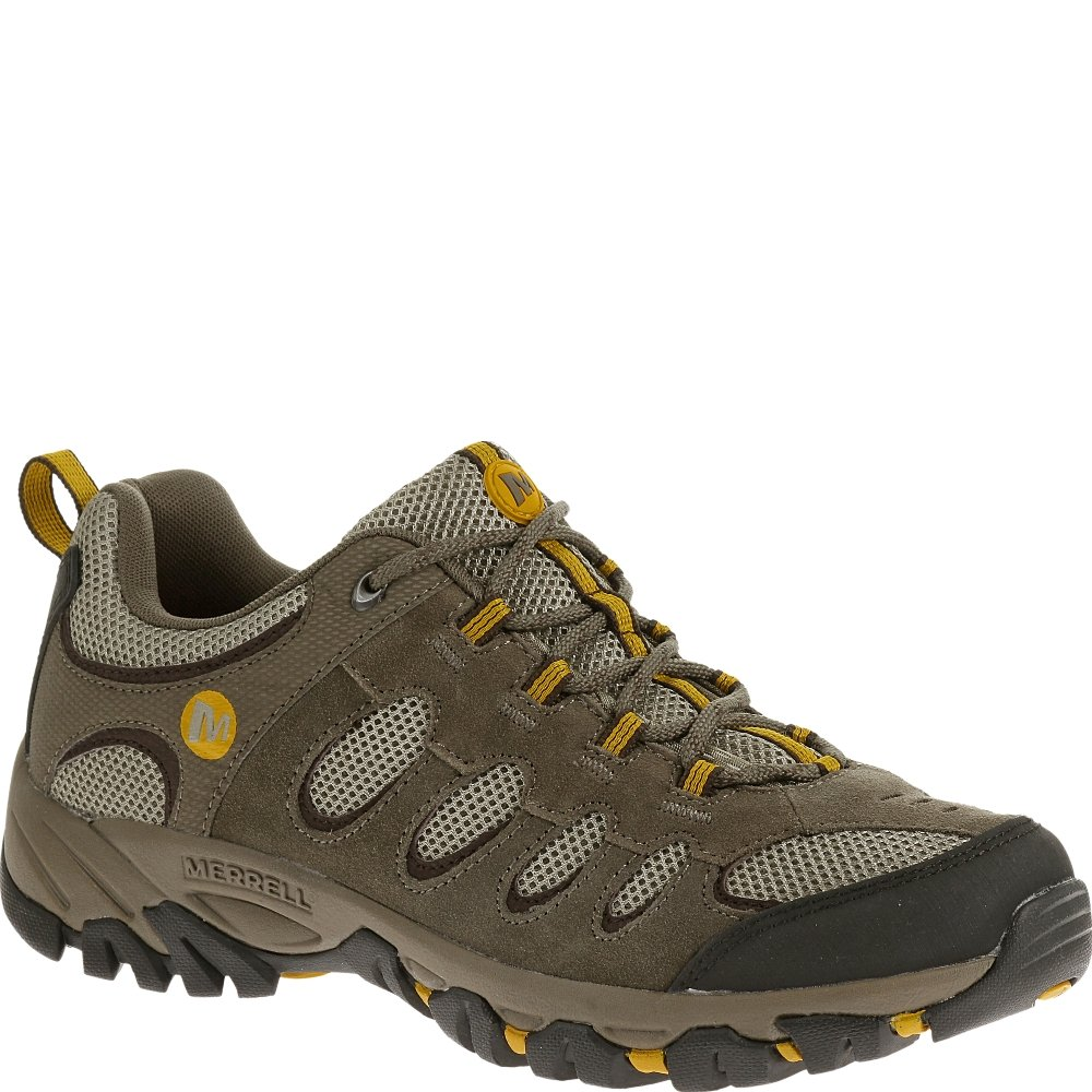 a0101c96f19 Merrell Men's, Ridgepass Hiking Shoes Enjoy a Day Outdoors with These  Rugged sh