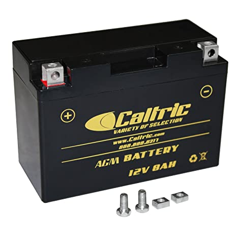 Amazon Com Caltric Agm Agm Battery Fits Yamaha Raptor 700 Yfm700r