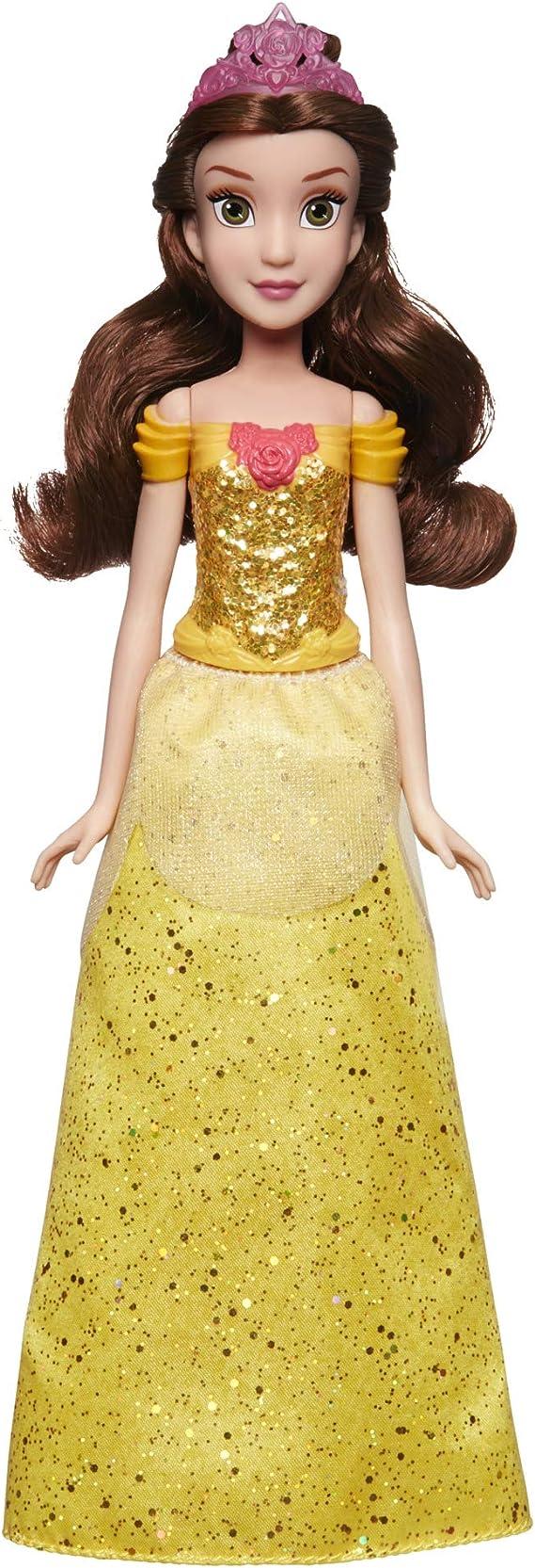 Disney Princesses – Poupee Princesse Disney Poussière d'Etoiles Belle - 30 cm