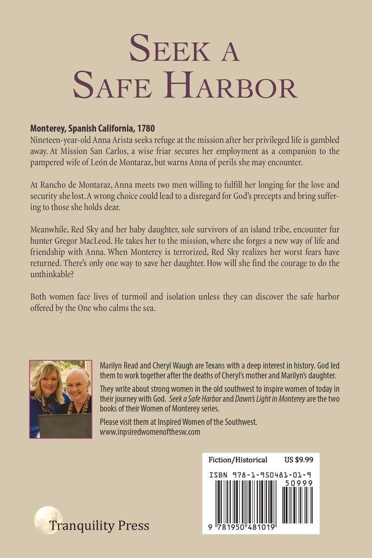 Seek a Safe Harbor: Marilyn Read, Cheryl Spears Waugh: 9781950481019