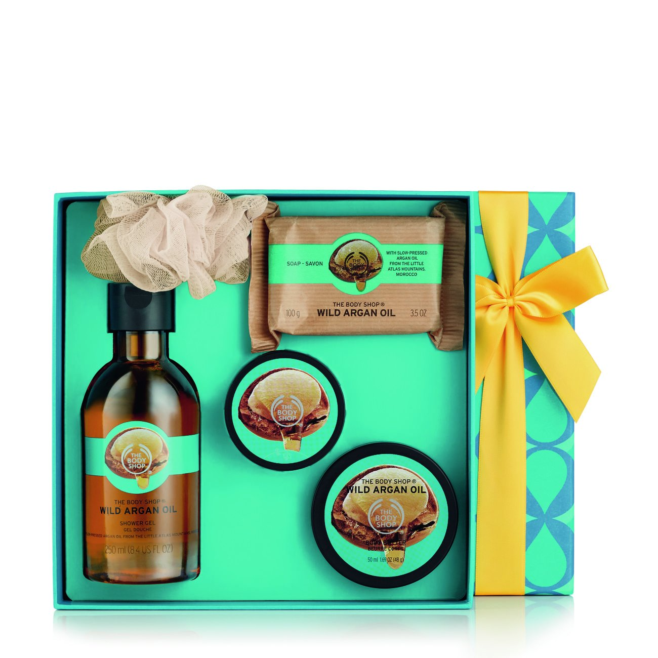 The Body Shop British Rose Gift Set Yes