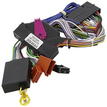 Autokit 25KAUDIB Conector Manos Libres, Bose 6000 Amplificador, Negro