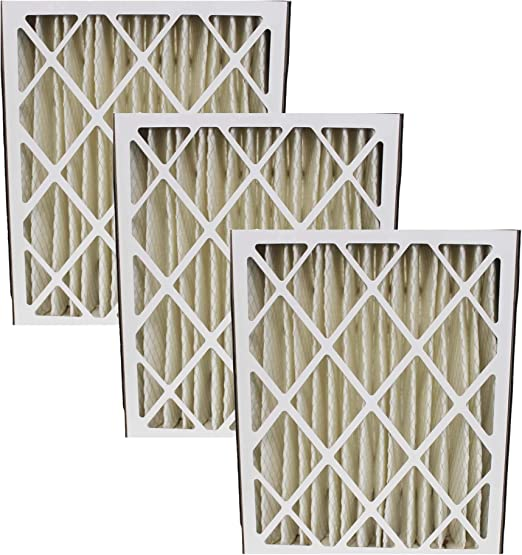 Think Crucial Replacement Air Purifier Filter Compatible With Honeywell 20 X 25 X 5 Inches Part Fc100a1037 Fits Honeywell F200 And F100 Spacegard 2200 Models Bulk 3 Pack Appliances