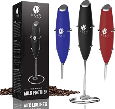 Bean Envy Milk Frother Handheld