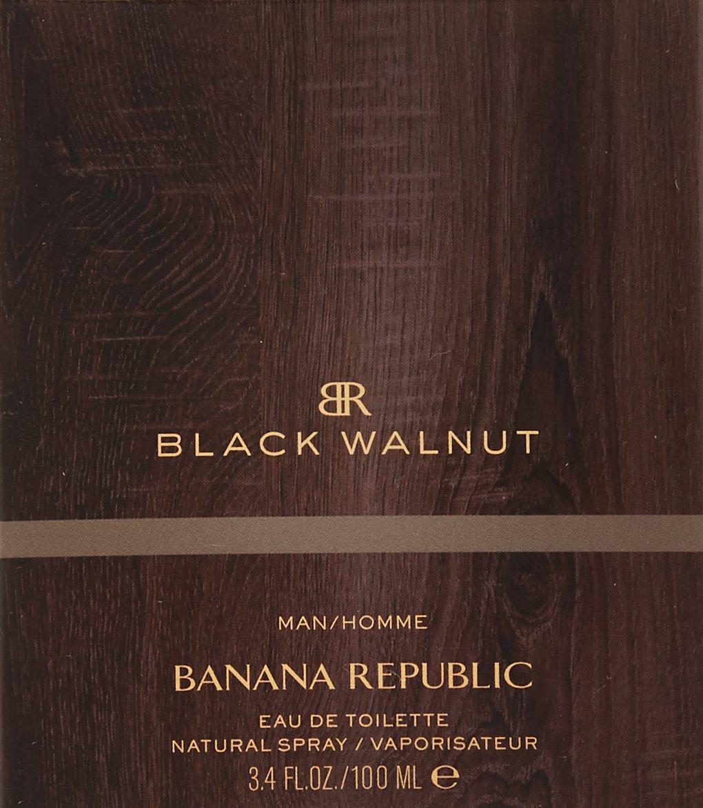Banana Republic Black Walnut for Men 3.4 Oz Eau De Toilette Spray