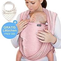 Écharpe de portage gris foncé - porte-bébé de haute qualité pour nouveau-nés aa0cedbf9c9