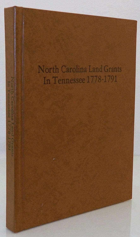 North Carolina Land Grants in Tennessee 1778-1791: Betty Goff Cook  Cartwright, Lillian Johnson Gardiner: Amazon.com: Books