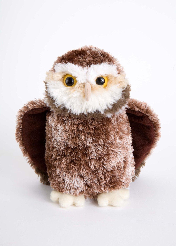 1 EA Douglas Toys Moon Light Owl Toy