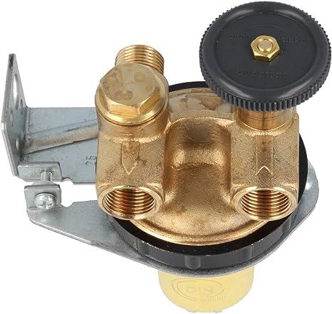 Oventrop Heizölfilter Zweistrangsystem 2120561 Oilpur Baumarkt