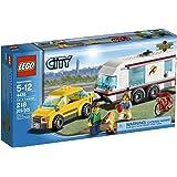 lego city 60057 wohnmobil mit kanu spielzeug. Black Bedroom Furniture Sets. Home Design Ideas