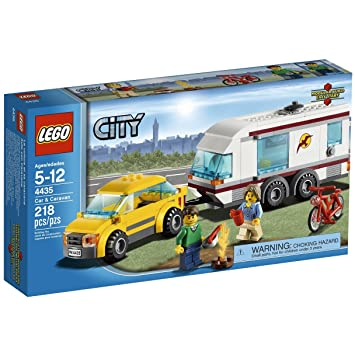 Lego En 4435 Caravana Vacaciones City c4Rq3j5ALS