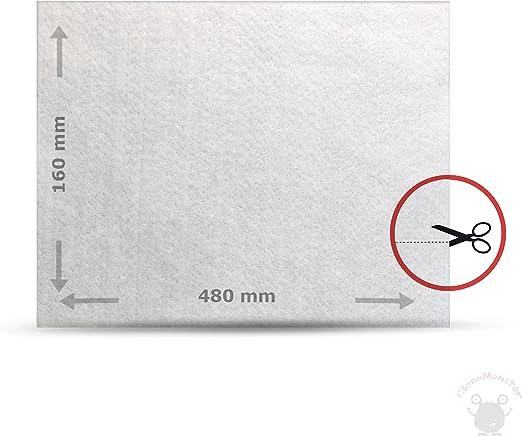 CleanMonster - Microfiltro universal para aspiradora (suficiente ...