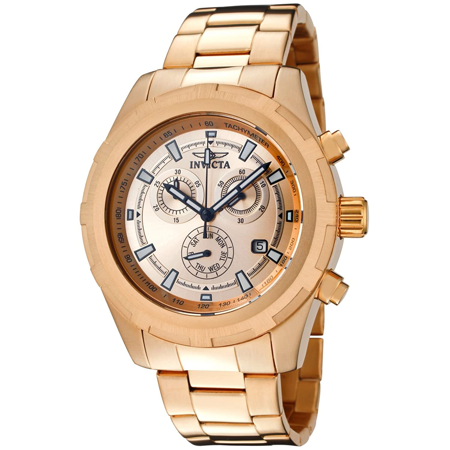 99ece39c8 Invicta Men s 1562 Specialty Collection Swiss Chronograph Watch ...