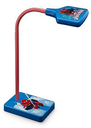 Lampen & Deko Philips Marvel Spiderman Led Tischlampe Tischleuchte Schreibtischlampe Lampen