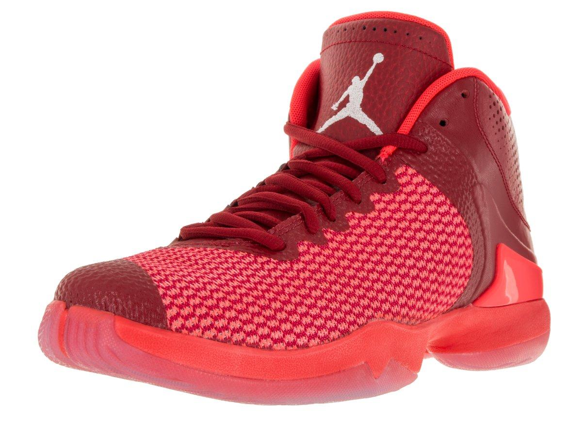 [ナイキ] NIKE スニーカー Jordan Super.Fly 4 PO B01EVVX7ZI 10.5 D(M) US Men Gym Red/White/Infrared 23