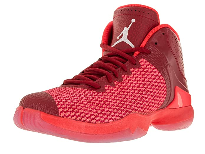 first rate 51c52 d427d Amazon.com   NIKE Air Jordan Super.Fly 4 PO Mens Hi Top Basketball Trainers  819163 Sneakers Shoes (US 8.5, Gym red White Infrared 23 60)   Basketball