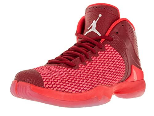 Jordan Nike Mens Super.Fly 4 Po Gym Red/White/Infrared 23 Basketball