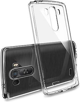 LG G3 Funda - Ringke FUSION Funda[Protector HD / Protección de la ...