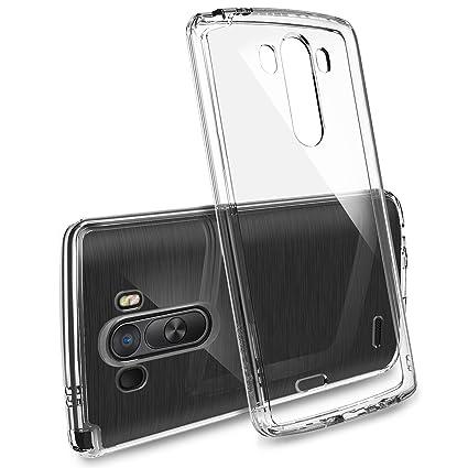 Amazon.com: LG G3 Funda – Ringke FUSION – Carcasa [libre HD ...