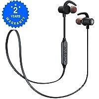 Deals on AC Bluetooth Wireless Headphones Best Sports Earphones w/Mic