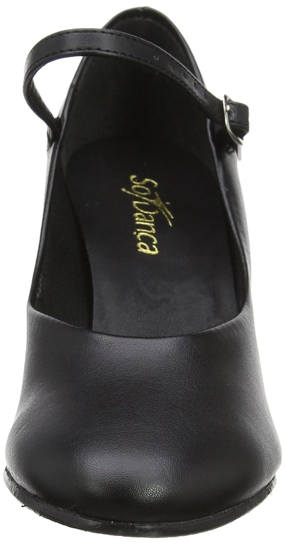 So Danca CH52 Womens Character Shoe 2in Heel