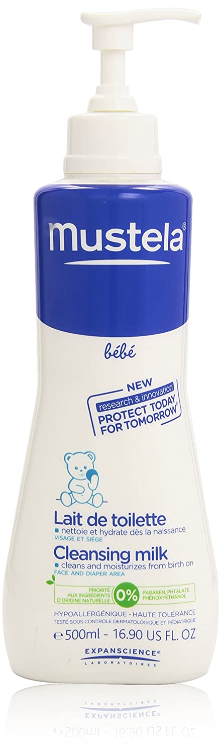 MUSTELA Body Milk 500 ml 28610
