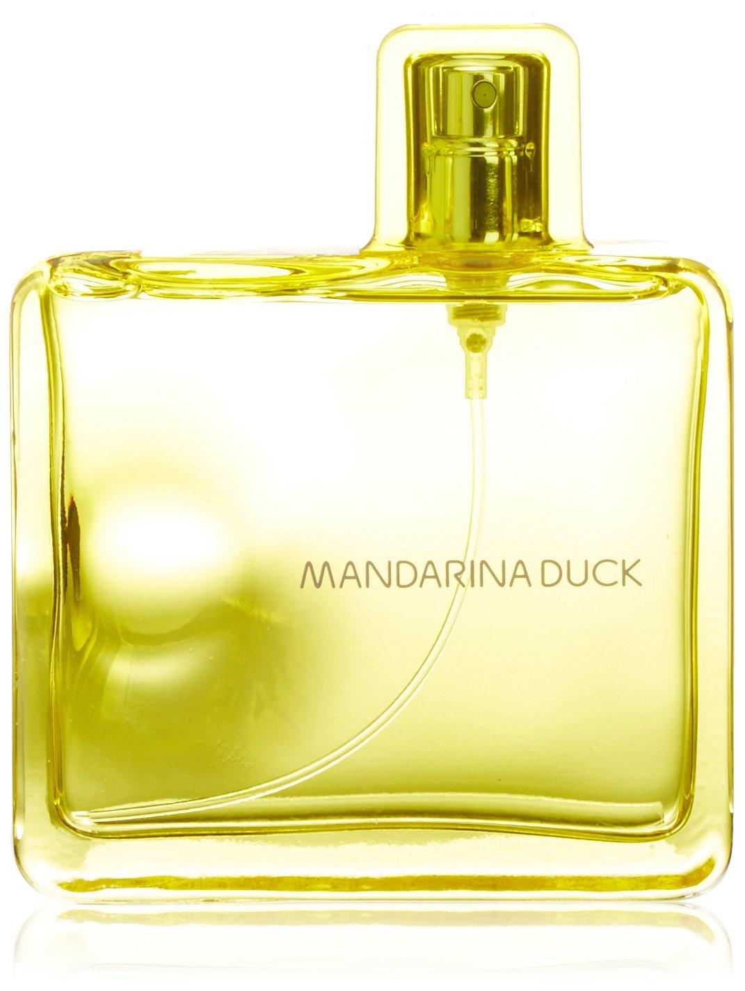 Mandarina duck logo images galleries for Mandarina duck perfume
