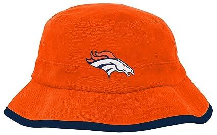 Amazon.com   Outerstuff NFL Toddler Team Bucket Hat-Orange-1 Size ... c13364bb26d