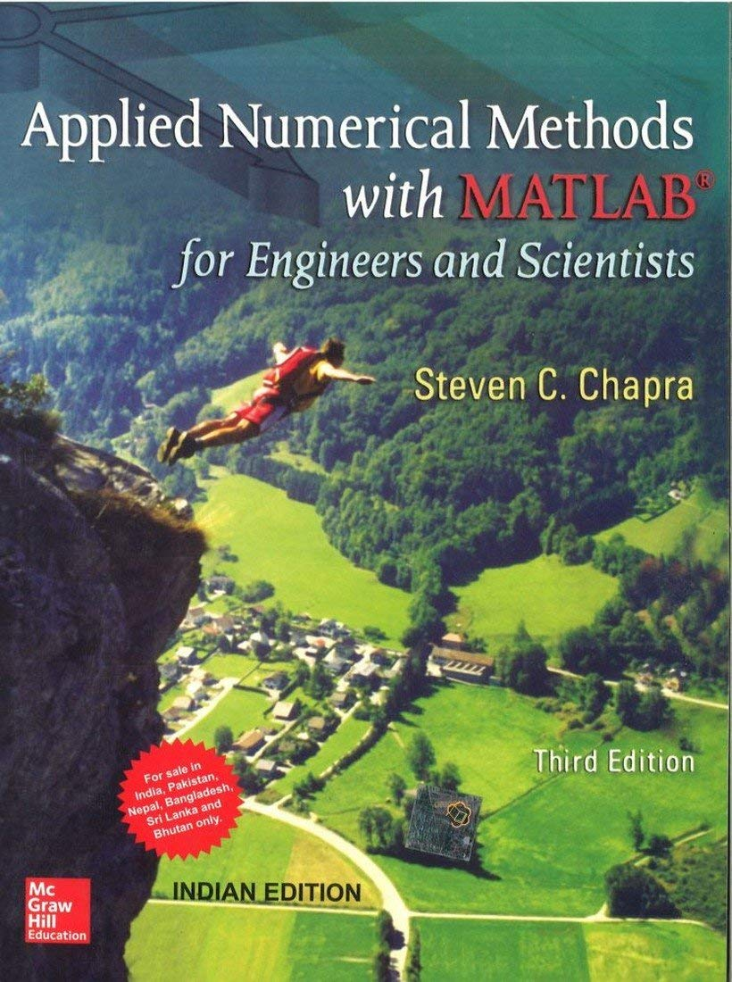 Download APPLIED NUMERICAL METHODS W/MATLAB, 3RD EDITION ebook